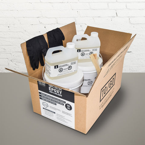 #524 Silver Pigment 100% Solid Epoxy Kit 4,5L Includes : 1x (842315052011) & 1x (BASE-524-500ML)