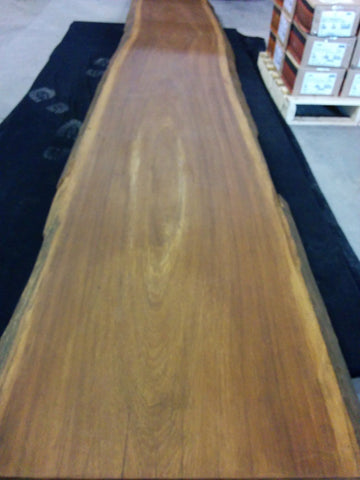 Exotic Wood Slab - Peronil Exotic Wood Slab