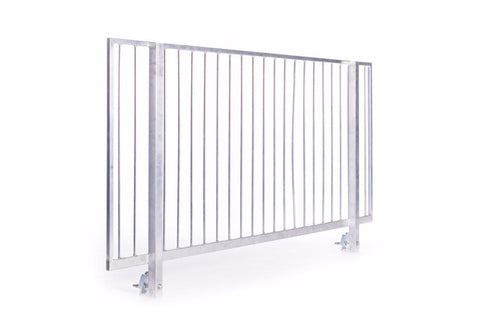Railing - Aluminum Guardrail Frame (Code Compliant For Public Use) ALUMINUM MILL FINISH