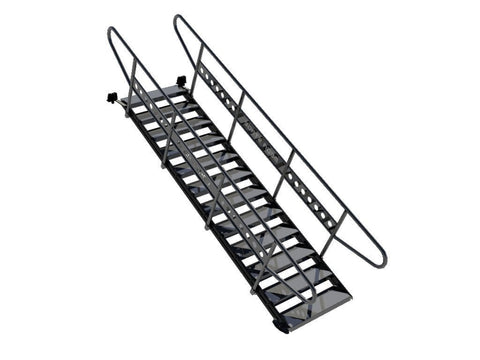 Staircases & Ramps - Adjustable Staircase