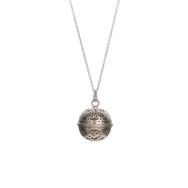 'Alyssa' Harmony Ball Necklace