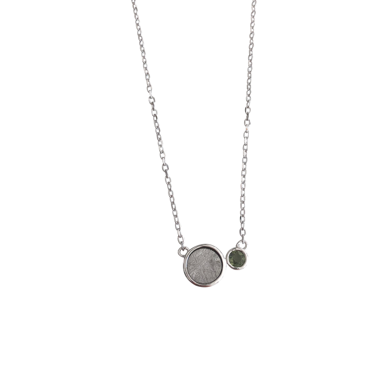 'Arche' Meteorite Necklace