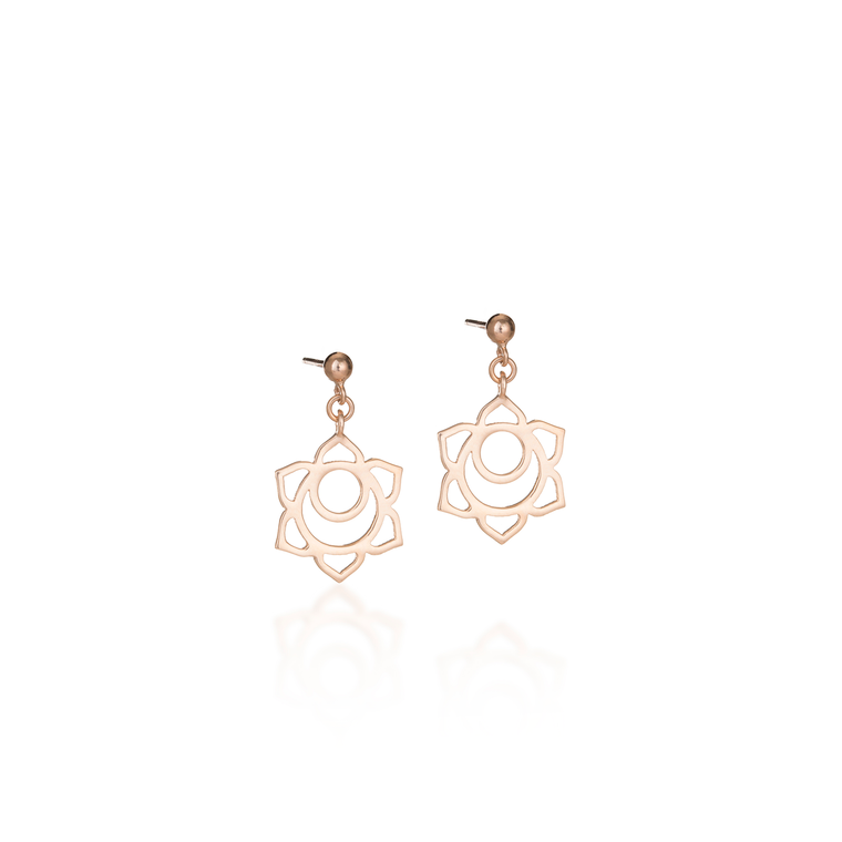 Sacral Chakra Earrings