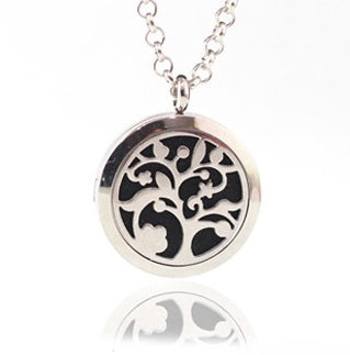 Fortune Tree Aroma Diffuser Necklace