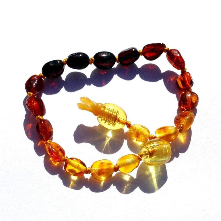 'Wisdom' Baltic Amber Bracelet for Children