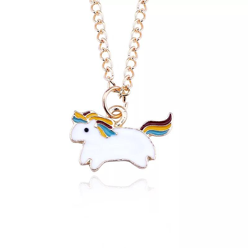 Joyful Unicorn Necklace