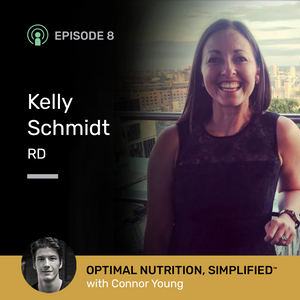 How to Determine Your Food Autoimmunity and Ideal Carb Threshold, and What To Do About It with Kelly Schmidt, RD