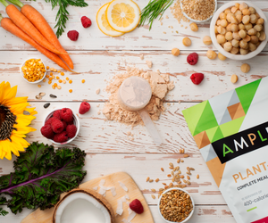 Ample V Plant-Based Bulk Pouch