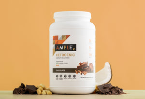 Ample K Chocolate Canister