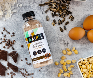 PREORDER: Ample High Protein Chocolate Meal Shake Bottles