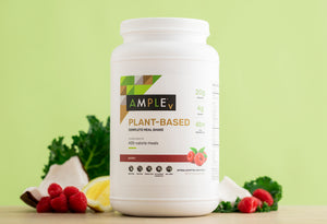 Ample V Berry Bulk Canister
