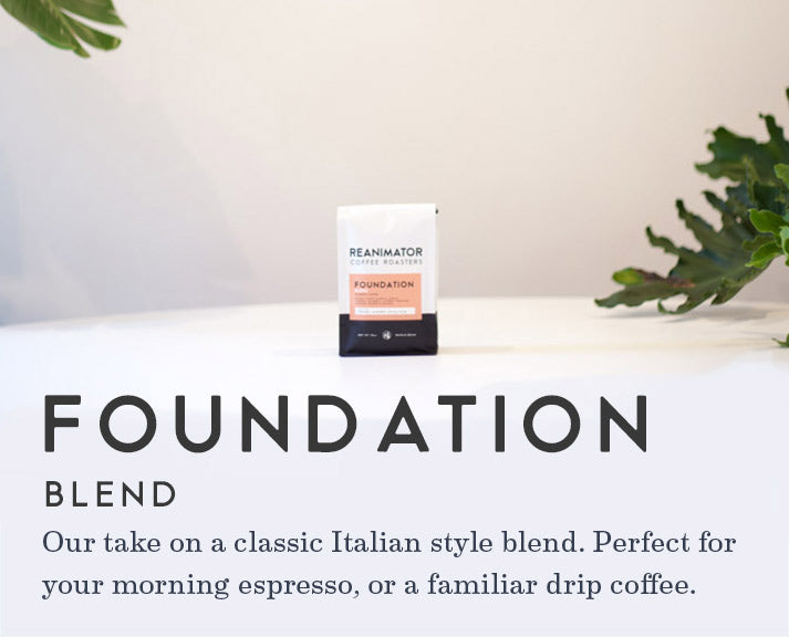 Foundation Blend