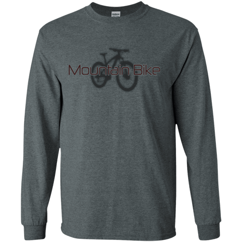 MTBS Long Slevee Bike T-Shirt