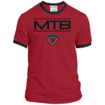 MTBS Contrast Tipping T-Shirt