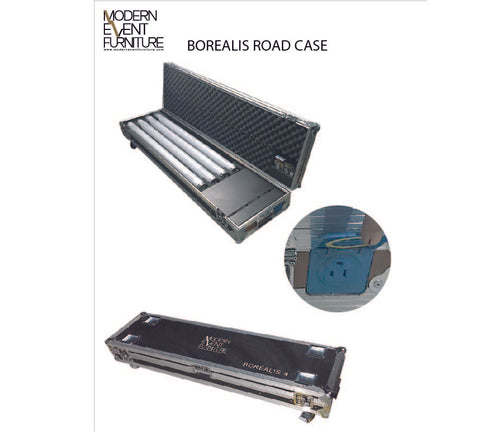 Borealis in Road Case
