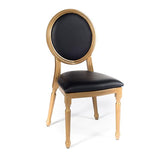 Louis XV Chair - Leather