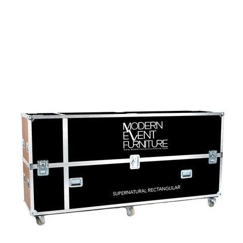 Supernatural Rectangular in Road Case