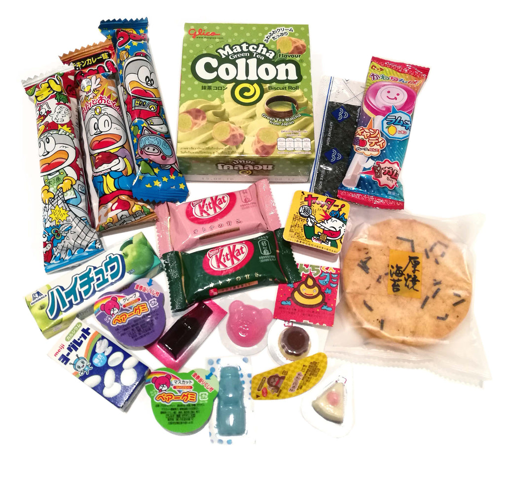 Yummy Snacks Boxes & More :D