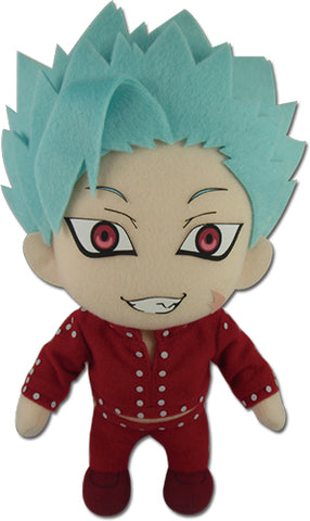 "The Seven Deadly Sins - Ban Plush 8"" 52215"