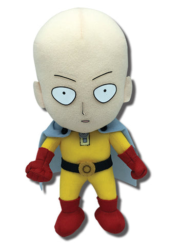 "One Punch Man Anime - Saitama 8"" Plush 52218"