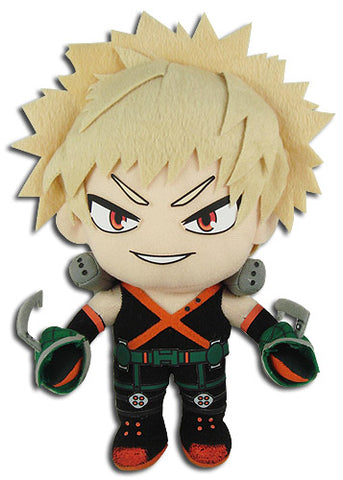 "My Hero Academia Anime - Boku no Hero Academia Bakugo 8"" Plush 52236"