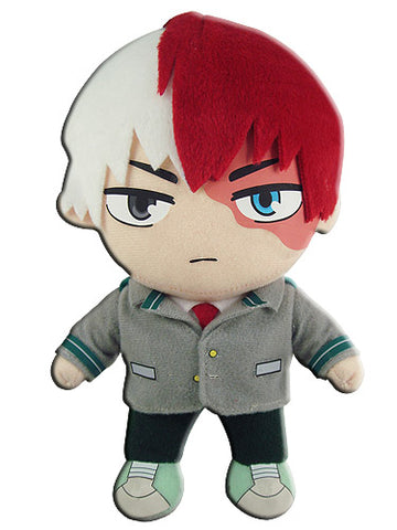 "My Hero Academia Anime - Boku no Hero Academia Todoroki Uniform 8"" Plush 52280"