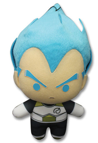 "Dragonball Super Anime - Super Saiyan God Vegeta 6.5"" Plush 52371"