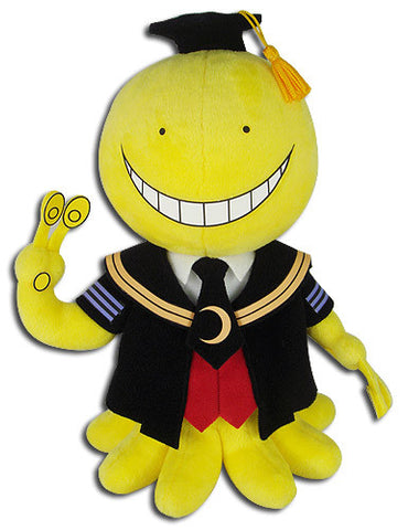 "Assassination Classroom - Koro Sensei 8"" plush toy 52909"