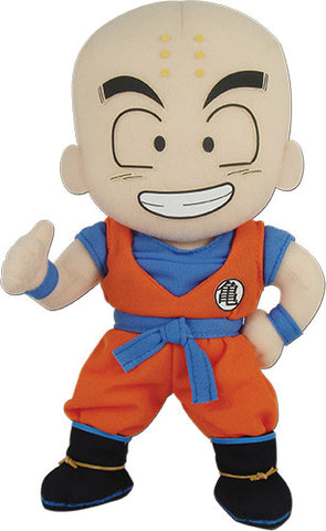 "Dragonball Z Anime - Krillin 8"" Plush 52965"