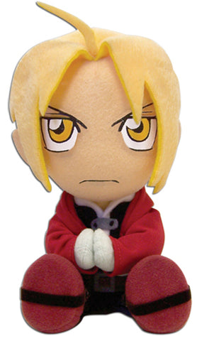 "Full Metal Alchemist Anime - FMA Edward 8"" Plush 6915"