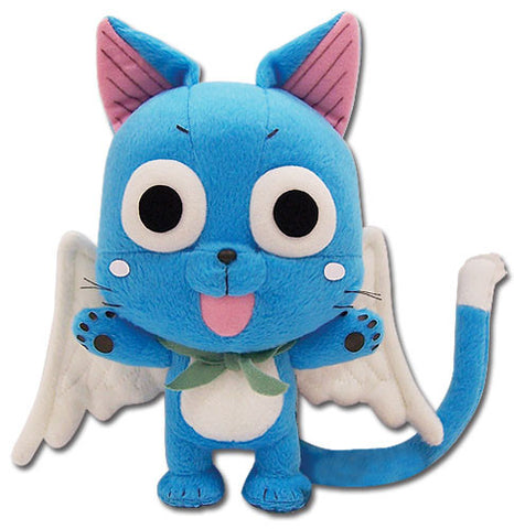 "Fairy Tail Anime - Happy 8"" Plush 6968"