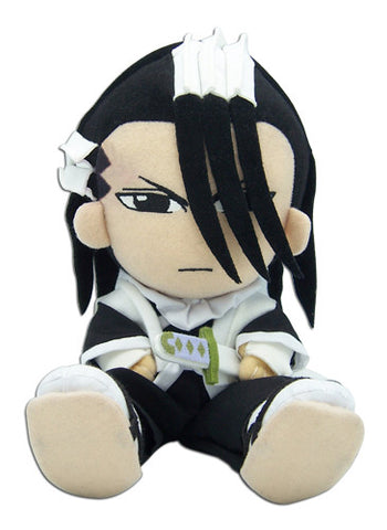 "Bleach Anime - Byakuya 8"" Plush 6985"