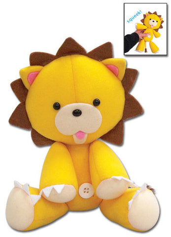 "Bleach Anime - Kon 9.5"" Squeaky Plush 87503"