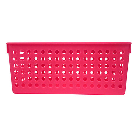 Basket Wide PINK