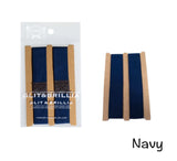Bento belt lunchbox belt strap navy