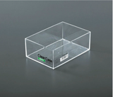 Clear Case Deep Storage Container (Stackable) _019774