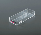 Clear Case Slim Storage Container (Stackable) _019767