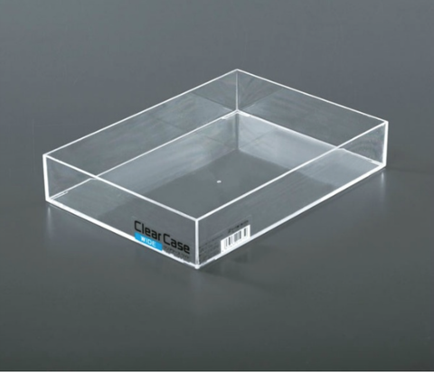 Clear Case Wide Storage Container (Stackable) _019750