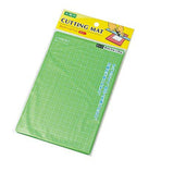 A5 Cutting Mat Non Slip Grid Lined Knife Board Crafts 22x15cm