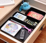 Desk organiser tray BLACK