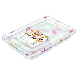 Disposable bento lunch box balloon design