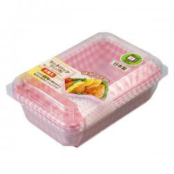 Disposable bento lunch box  PINK M