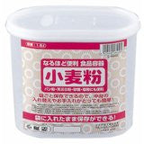 Flour storage container M