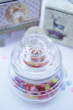 Glass bottle jar 170ml