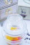Glass bottle jar 200ml