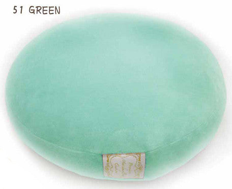 Mochi Style Premium Marshmallow Cushion - Green