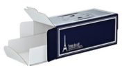 Outer slide cake box NAVY
