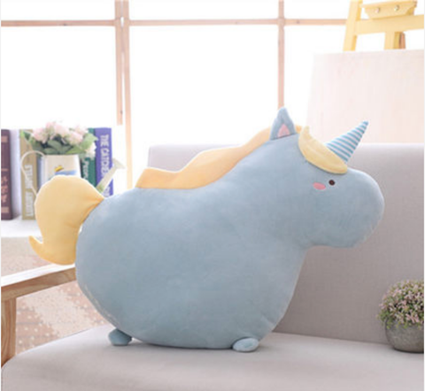 Unicorn Marshmallow Super Soft Plush 50cm