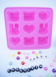 Silicon Gummy Chocolate Candy Mould Maker Ice Tray Novelty Mould