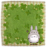 Studio Ghibli Collection- My Neighbour Totoro Handkerchief/ mini towel (Green)